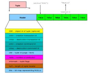 Postgresql_tuple_structure