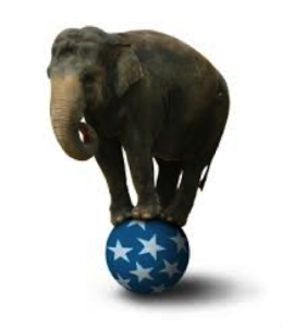Hadoop elephant balancing on the shared storage ball